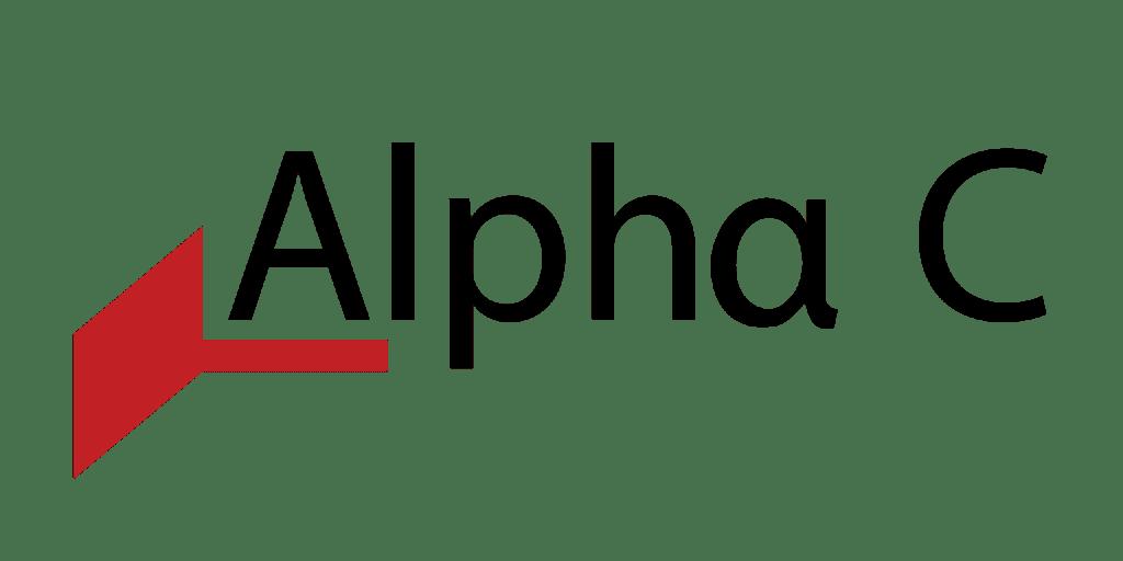 logotipo alphac Maquinaria